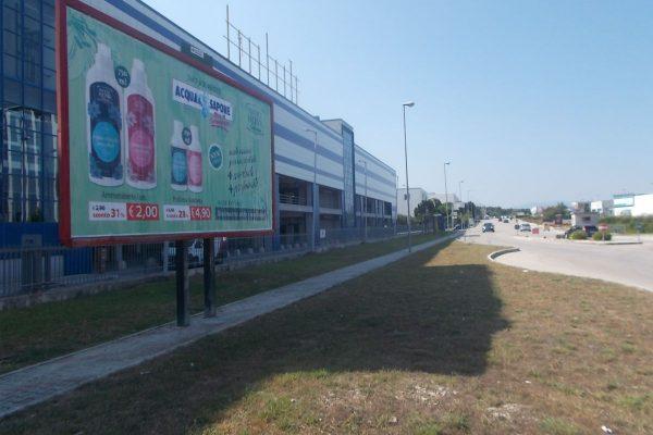 621 – Via Ferro/C.C. Monforte – Campobasso