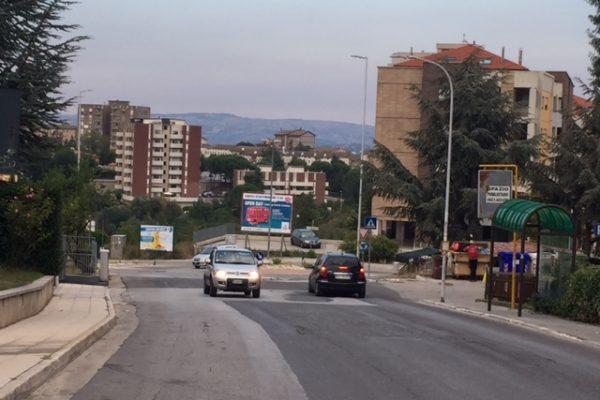 438 – Via Pirandello rotonda