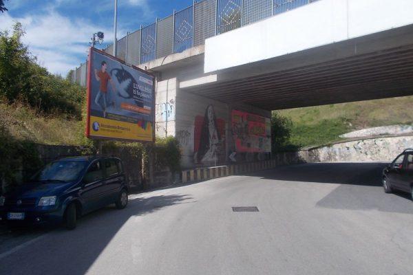 445 – Via Gazzani incrocio via Novelli