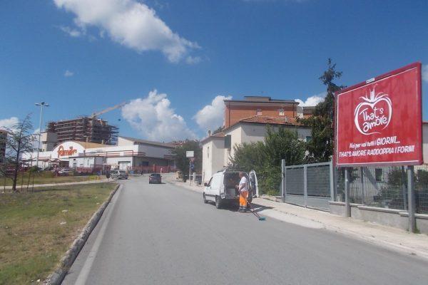 451 – Via S. Giovanni  rotonda Via Puglia