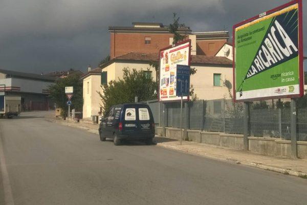 452 – Via S. Giovanni  rotonda Via Puglia