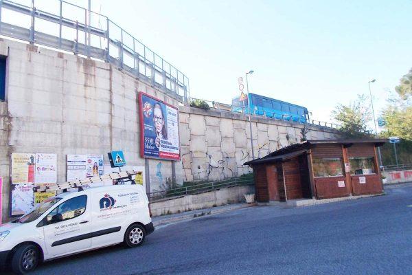 453 – Via Puglia fronte piazza Molise